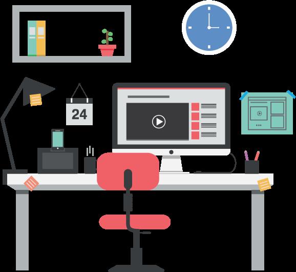Agenzia Realizzazione Video- Ideazione Studio grafico
