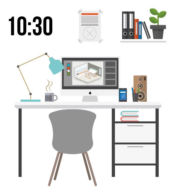 Allestimenti stand negozi eventi - Ideazione Studio Grafico